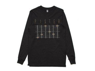 Pieater Juno Fade - Black Long Sleeved main photo