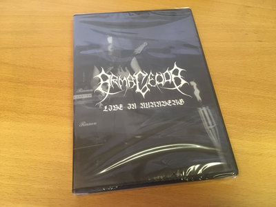 Limited edition live DVD main photo