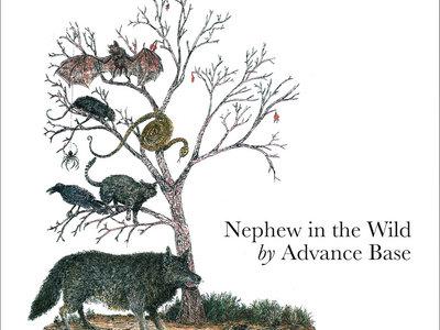 "Distro Item / Advance Base ""Nephew in the Wild"" LP main photo"