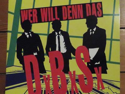 Wer Will Denn Das - LP main photo