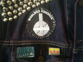 Godless America Embroidered Patch photo