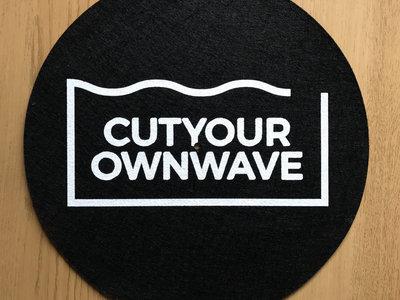 Cut Your Own Wave Slipmat main photo