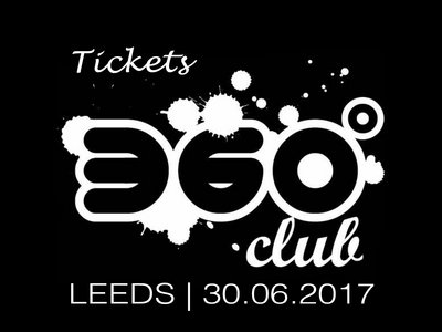 TICKETS - 30/06/2017 @ The Library (360 club), Leeds main photo