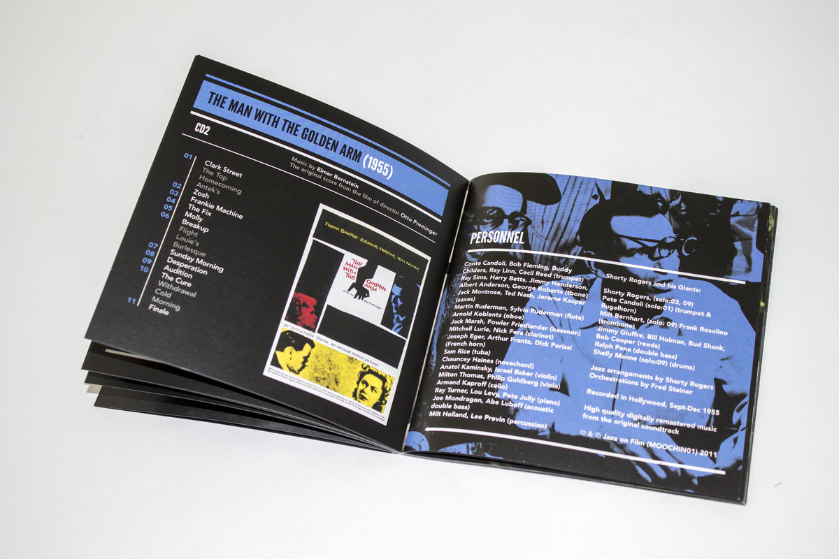 Jazz On Film...Film Noir   Moochin\' About