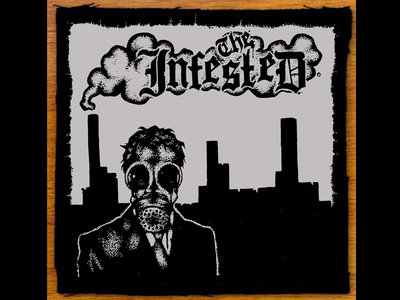 The Infested - Myth's Lies & Hypocrites Backpatch main photo