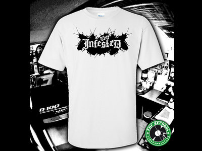 The Infested - Bug T-Shirt (White) main photo