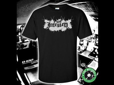 The Infested - Bug T-Shirt (Black) main photo