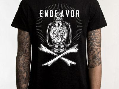 Endeavor T-shirt - Black main photo