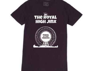 Wheel of Poor Choices T-Shirt main photo