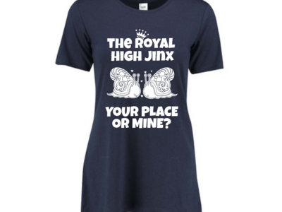 Your Place or Mine T-Shirt main photo