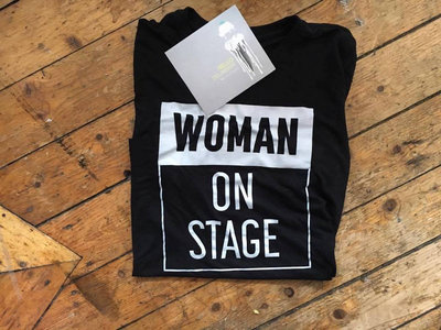Woman On Stage T-shirt main photo