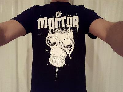 Gas Mask T-Shirt (Black) main photo