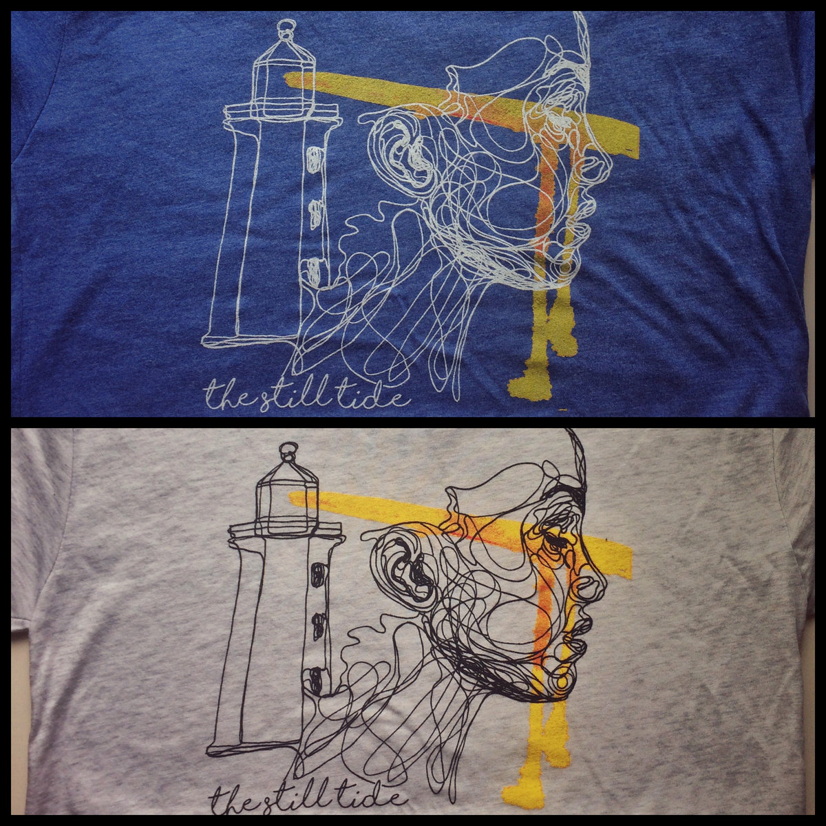 Surprising Lighthouse Face Beam T Shirt The Still Tide Wiring Database Brom4X4Andersnl