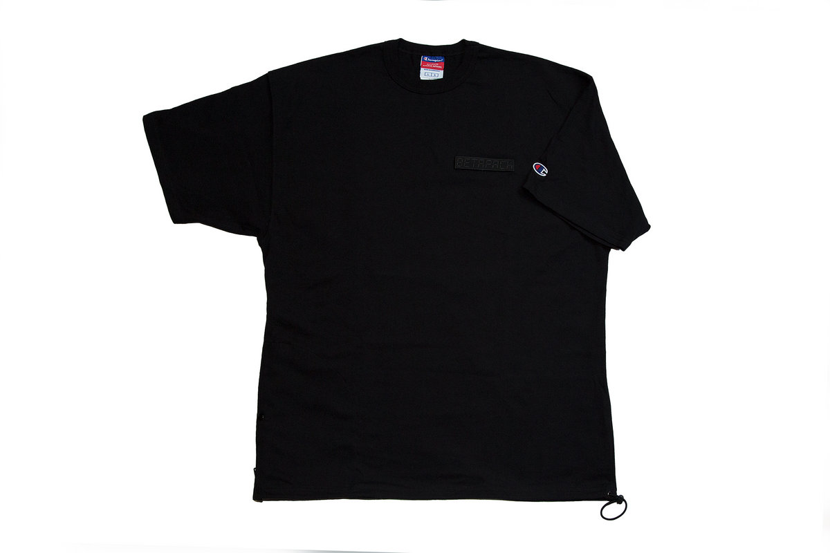 c9f9e0394c6a Champion BETAPACK Custom T-SHIRT with Free Download [BETAPACK Discography  RSBP001-006]