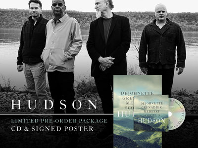 Hudson CD + Signed Poster (Limited Pre-order Package) main photo