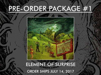 PRE-ORDER PACKAGE #1 main photo