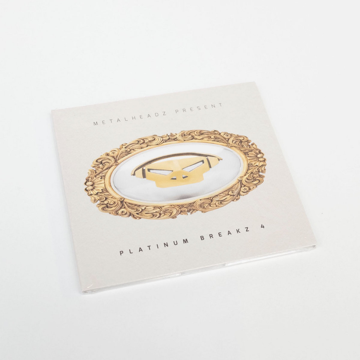 METACD002 - Platinum Breakz Vol 4 Album   Metalheadz