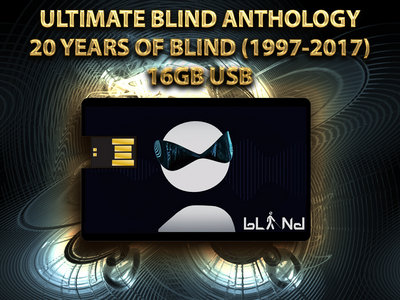 Limited Edition bLiNd Ultimate Anthology USB Drive (Pre-Order) main photo