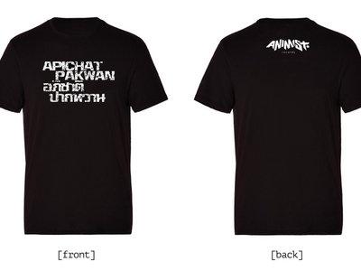 Apichat Pakwan T-Shirt (Black) main photo