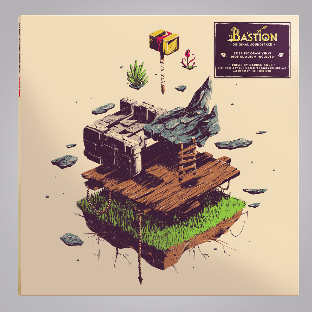 Bastion Original Soundtrack Supergiant Games
