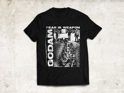 Fear Is Weapon T-shirt main photo