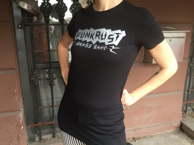Funkrust lightning T-shirt (includes Dark City download) main photo