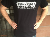 Funkrust lightning T-shirt (includes Dark City download) photo