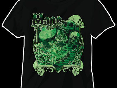 LIMITED EDITION GREEN ALBUM SHIRT main photo