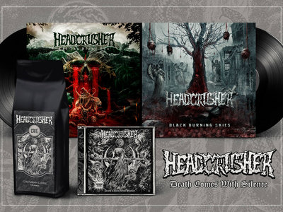 Death Comes With Silence Pre Order Bundle main photo