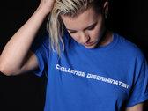 JBW T-Shirt Challenge Discrimination photo