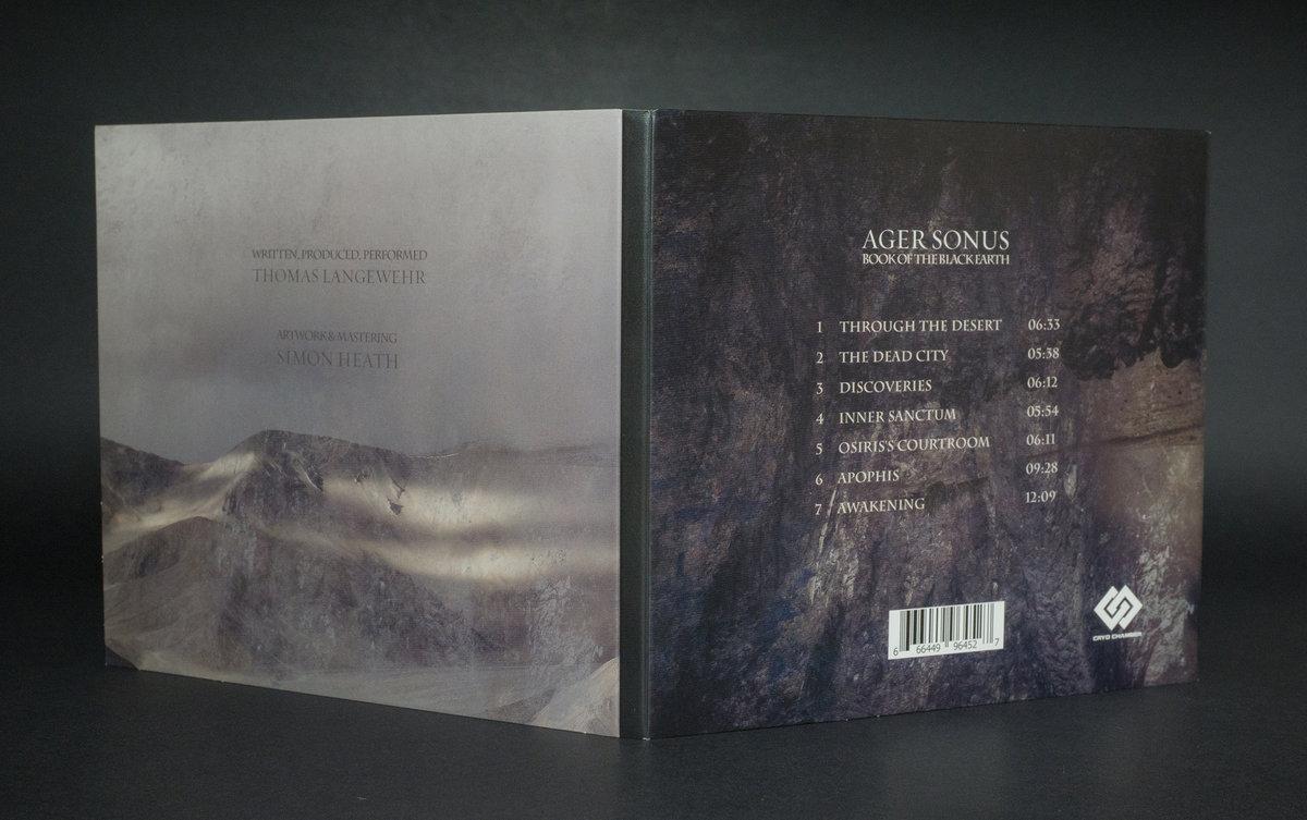 Book of the Black Earth   Cryo Chamber