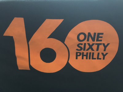 160 Philly T-Shirt (Orange Logo) main photo