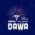 Green Dawa image