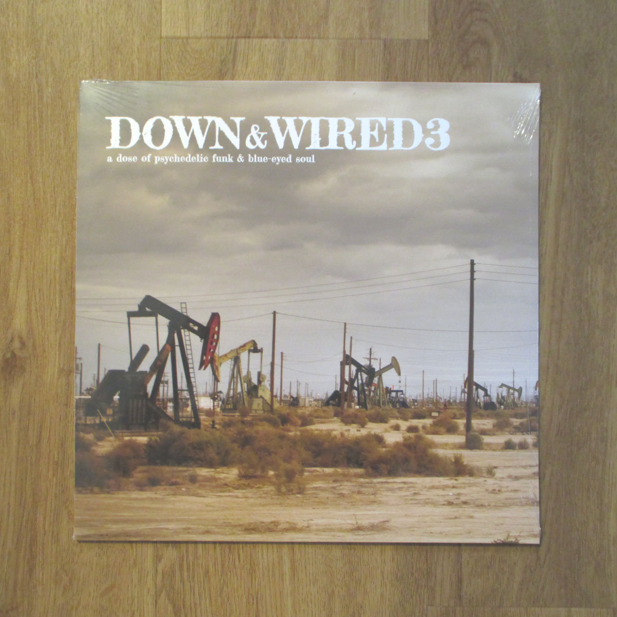 Down & Wired Vol.3 (LP) | perfecttoyrecords