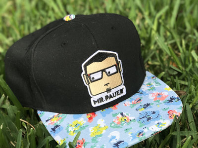 Mr. Pauer Limited Edition Blue Floral Hat main photo