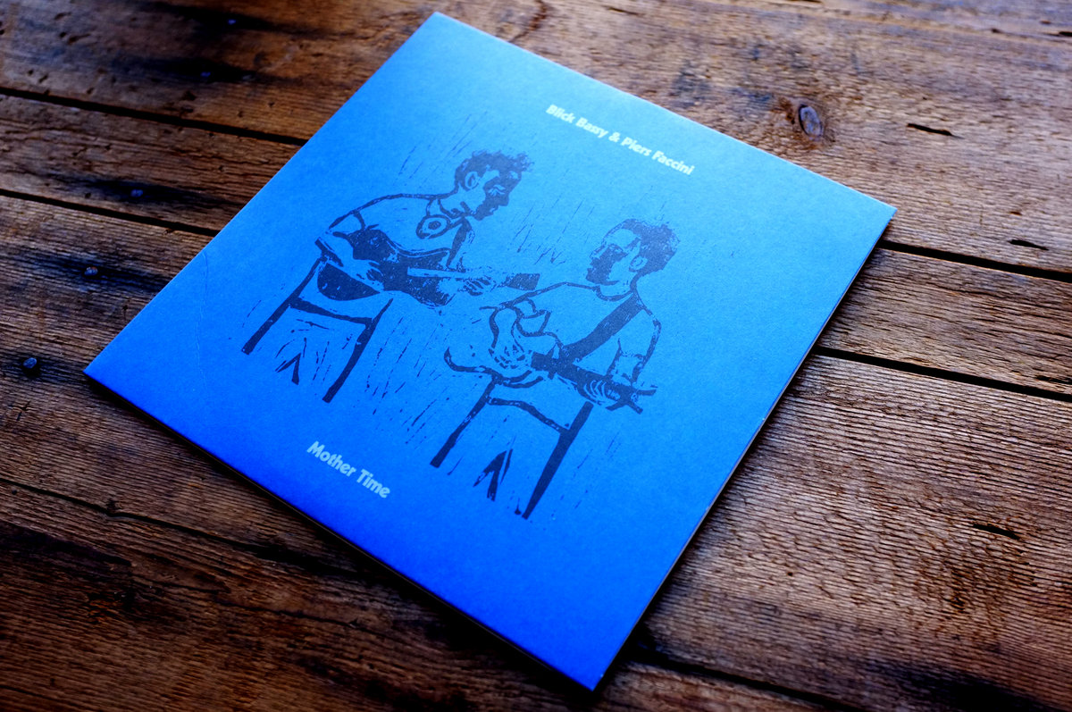 Recorded In One Take, Whilst Keeping The Overall Colour Of The Chapelu0027s  Unique Acoustics. For The Cover, Piers Made A Woodcut, As He Was Carving It  And We ...