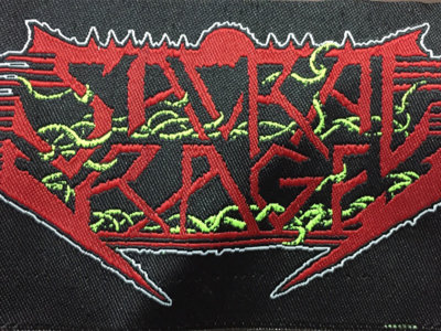 Sacral Rage Logo Patch main photo