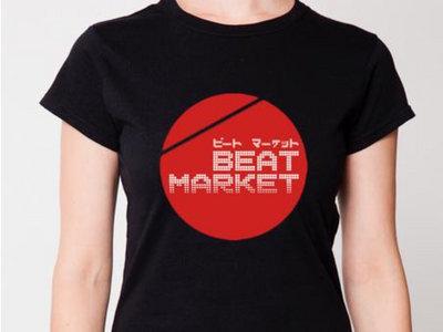 Beat Market T-Shirt  Black  Woman main photo