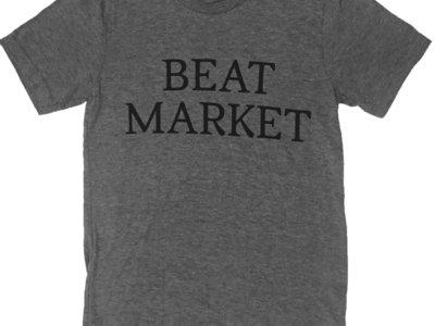 SPECIAL ! Beat Market T-Shirt  Grey  Unisex main photo
