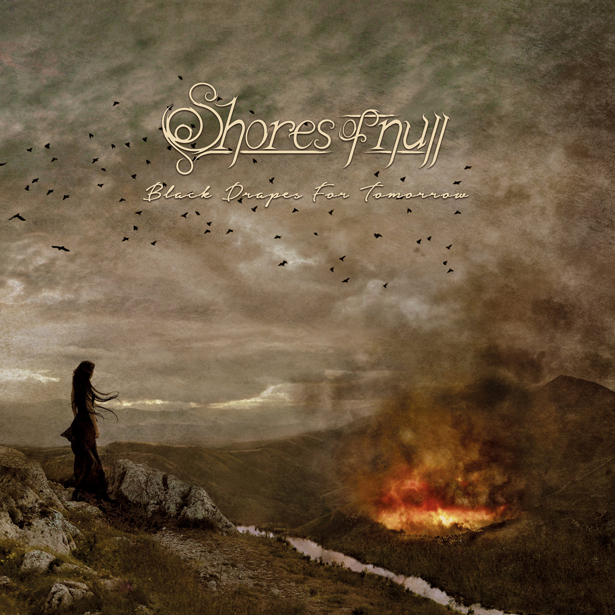 Black drapes for tomorrow shores of null black drapes for tomorrow digipack cd hexwebz Images