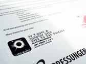 DJ T-Rock & Squashy Nice - Back To The Essence (Test Pressing) photo