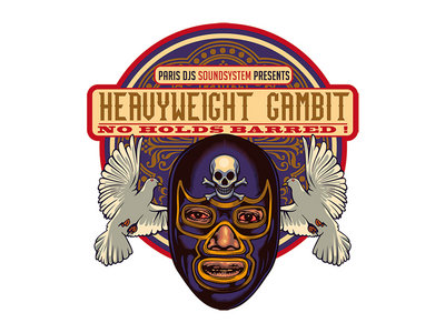 Wearplay EP#02 - Heavyweight Gambit, No Holds Barred ! - T-shirt Made In France main photo