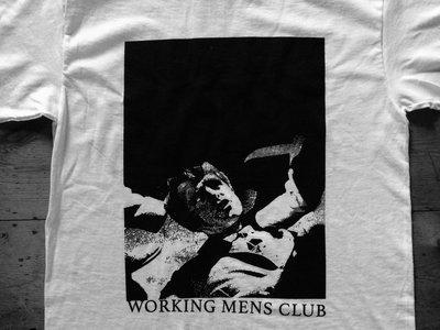 Working Mens Club Debut T-Shirt main photo