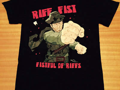 Fistful of Riffs Shirt main photo