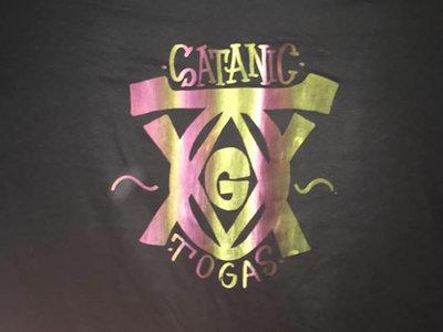 Satanic Togas - T-Shirt main photo