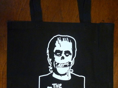 Boogie Munsters Record Tote Bag main photo