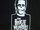 Boogie Munsters Record Tote Bag photo