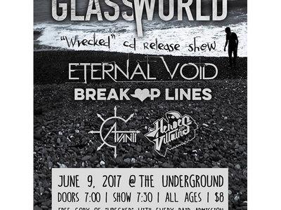 Glassworld CD Release Show 6/09 main photo