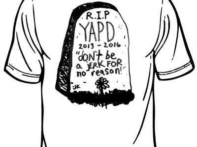 FIRST AND LAST YAPD T-SHIRT main photo