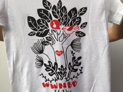 WWNBB x NPS Tree + Bird T-shirt main photo